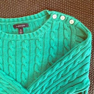 Lands' End Sweaters - Lands End Cable Knit Sweater